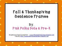 PinkPolkaDotsandPre-K Shop - | Teachers Notebook