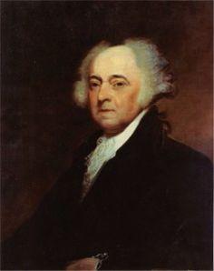 John Adams Fun Facts - http://www.american-history-fun-facts.com/john-adams-facts.html