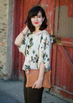 First Hints Blouse Anthropologie