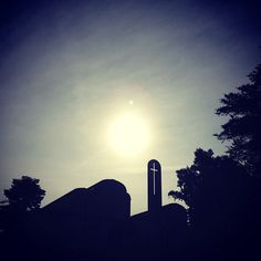 Early morning at Cannon Chapel on Emory University campus. #cst #emory #atlanta