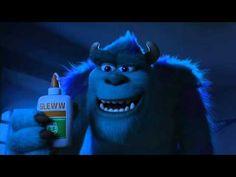 Disney/Pixar's Monsters University Teaser Trailer.