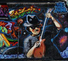Carlos Santana Art