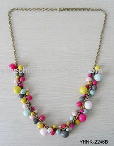 Bead stash necklace idea