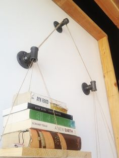 pipe shelf support