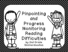 This FREEBIE explains how I screen and progress monitor my RtI students in 2nd grade.  I hope it will be useful to you.  Jenn @ 2nd Grade Snickerdoodles