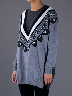 STELLA McCARTNEY 'Fairisle' Sweater.