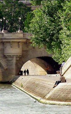 Paris, Banks of the Seine: