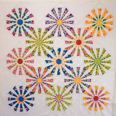T-Caprice by Linda Rotz Miller Quilts & Quilt Tops, via Flickr