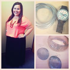 Check out chassyj on Instagram for plus size/teacher outfits on a budget!!