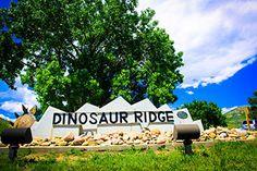 Dinosaur Ridge in Morrison.  Free Dinosaur Discovery Days: 2nd Saturday May-Oct, 10-2:30.