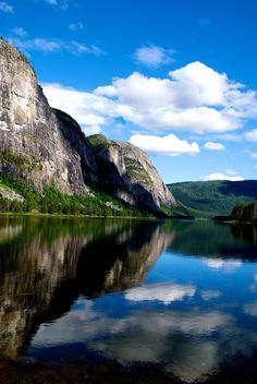 Rambergvatnet Hol, Norway