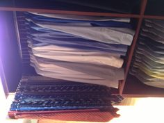 Suit and Tie Rack