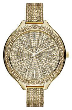 Michael Kors Crystal Watch