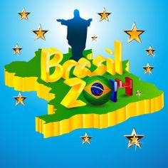 World Cup 2014 in Brazil.