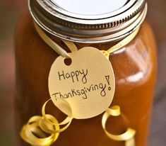 Homemade Pumpkin Butter!