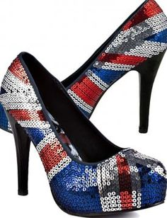 Iron Fist Union Jack Shoes