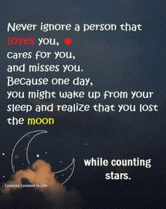 Good Thought... Relationships Quotes, Moon, Life, Inspiration, Wisdom Quotes, Living, Important People, Broken Heart, Counting Stars