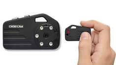 This Could Be The World's Smallest Night Vision Camera