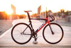 Fuji Fixed Gear #fixed #gear #bicycle #bike #fuji