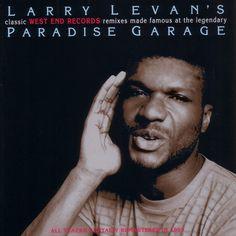 West End Records - DJ Larry Levan (Paradise Garage)
