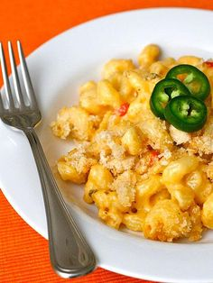 Jalapeños are one of the secret ingredients in Annie M.'s delicious dish, full of creamy cheese and chopped vegetables. http://www.people.com/people/gallery/0,,20704935,00.html#21339164