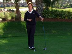 More Powerful Swings for Women Golfers -  Suzy Whaley, Teaching Professional