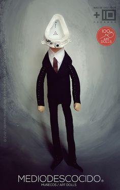 El Hombre Mingitorio / basado en obra de Marcel Duchamp