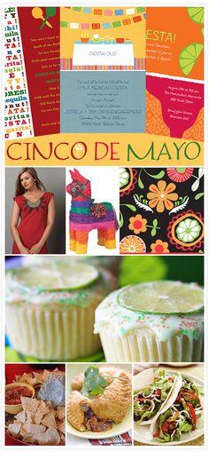Cinco de Mayo inspiration #celebration #May