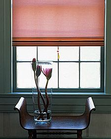 Ribboned Roller Shade | Step-by-Step | DIY Craft How To's and Instructions| Martha Stewart
