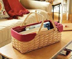Longaberger long market basket