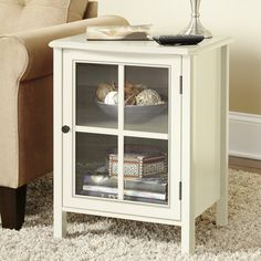 cheap end table/nightstand from meijer