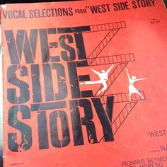 1956 west, west side story, side stori, healthi, book, vocal select, stori vocal