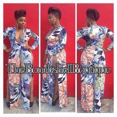 Plus size Floral Patch Jumpsuit Shop http://bocacelebrityboutique.com/product/bbb-floral-patch-jumpsuit/ #plus #plussize #jumpsuit #bbw
