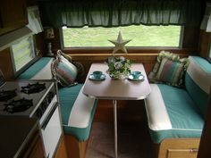 vintage canned ham trailer - Google Search