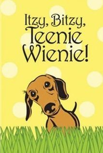 Teenie Weenie!