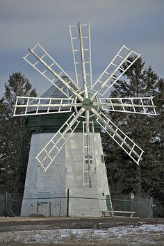 A Wisconsin Windmill