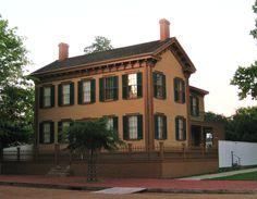 Lincoln Home, Springfield, Illinois