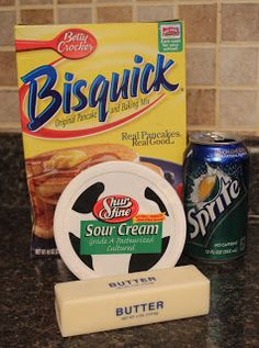 Suzie Homemaker: 7 Up Biscuit Recipe, the Popeye's recipe. I love those biscuits!