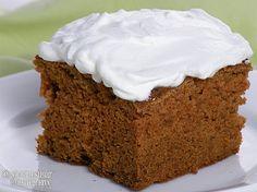 Apple & Carrot Gluten Free Breakfast Cake
