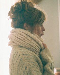 chunky sweaters