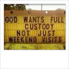 christianity. Prayer that weekend visists can happen for me.