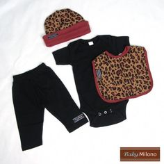 Trendy Baby Clothes | Gs 6000 L1, Trendy Baby Clothes - Leopard Print Baby Milano