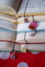 books, bookmarks, tutorials, bookmark tutori, craft idea, gifts, book mark, gift idea, elast bookmark