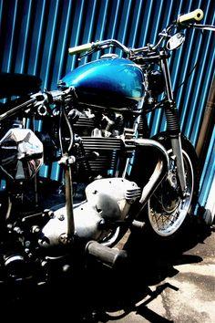custom Triumph
