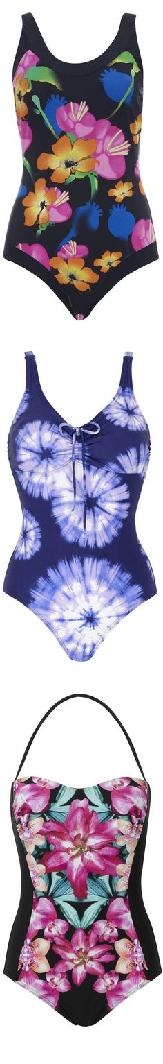 plus size swimwear at http://boomerinas.com/2012/11/large-plus-size-bathing-suits-in-cute-prints/