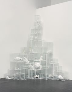 Terence Koh, Untitled (White Light #1), 2006
