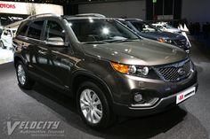 Kia Sorrento - My next car!