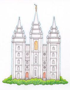 susan fitch design: Temple