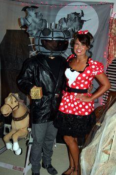 Minnie Mouse & deadmau5