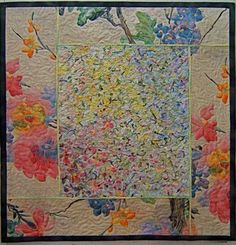 Nellie's Needles: Art quilts - amazing!